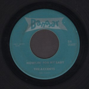 THE ACCENTS 45
