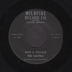 THE CASTELS 45