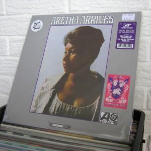 ARETHA FRANKLIN vinyl record