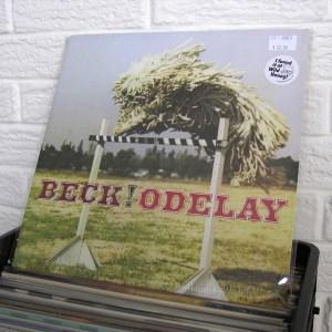 BECK vinyl record