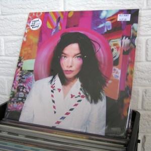 BJORK vinyl record