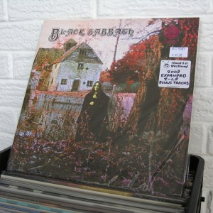 BLACK SABBATH vinyl record