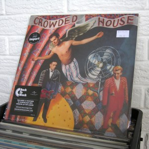 CROWDED HOUSE vinyl record