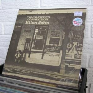 ELTON JOHN vinyl record