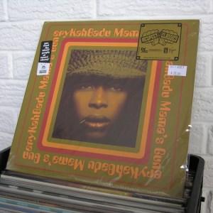 ERYKAH BADU vinyl record
