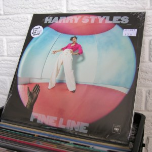 HARRY STYLES vinyl record