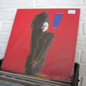 JANET JACKSON vinyl record