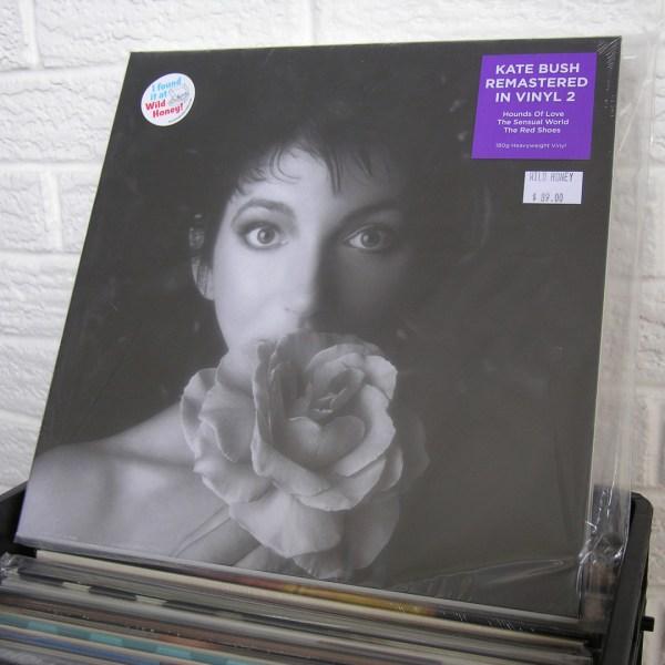 KATE BUSH vinyl record
