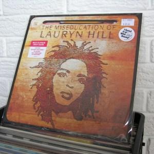 LAURYN HILL vinyl record