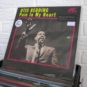 OTIS REDDING vinyl record