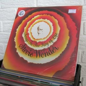 STEVIE WONDER vinyl record - new