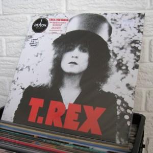 T. REX vinyl record - new