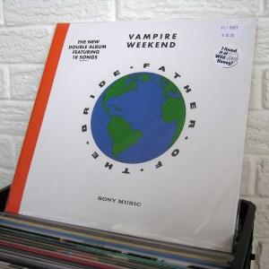 VAMPIRE WEEKEND vinyl record - new