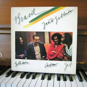 JOAO GILBERTO brasil vinyl