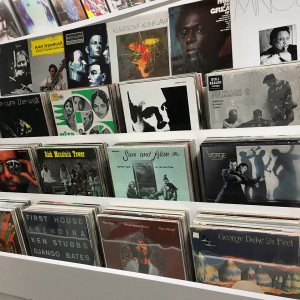 a little bit of everything VINYL RECORDS