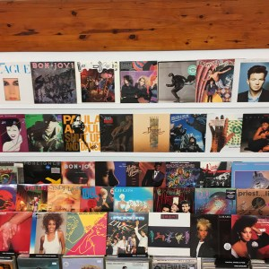 more Vintage 1980s LPs Part One