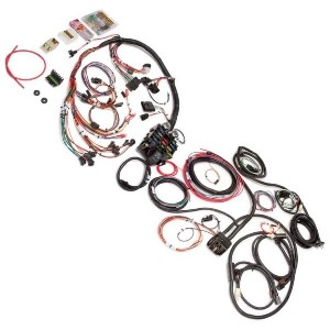Painless 10150 Chassis Wiring Harness 21 Circuit 75 86 Jeep CJ6