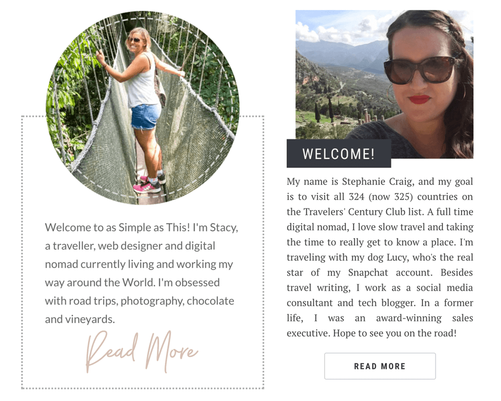 Sidebar Author Bio