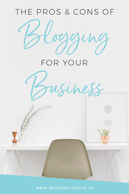 Do You Need To Be Blogging for Your Business
