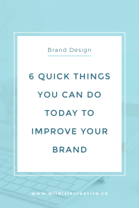 Improve Your Brand Pinterest