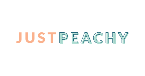 Just Peachy Logo