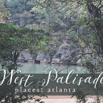 WJW – Chattahoochie River Palisades