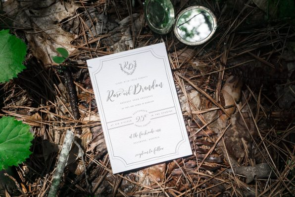 Forest Stationery Mockup 2 - Salzburg Invite Mockup 1