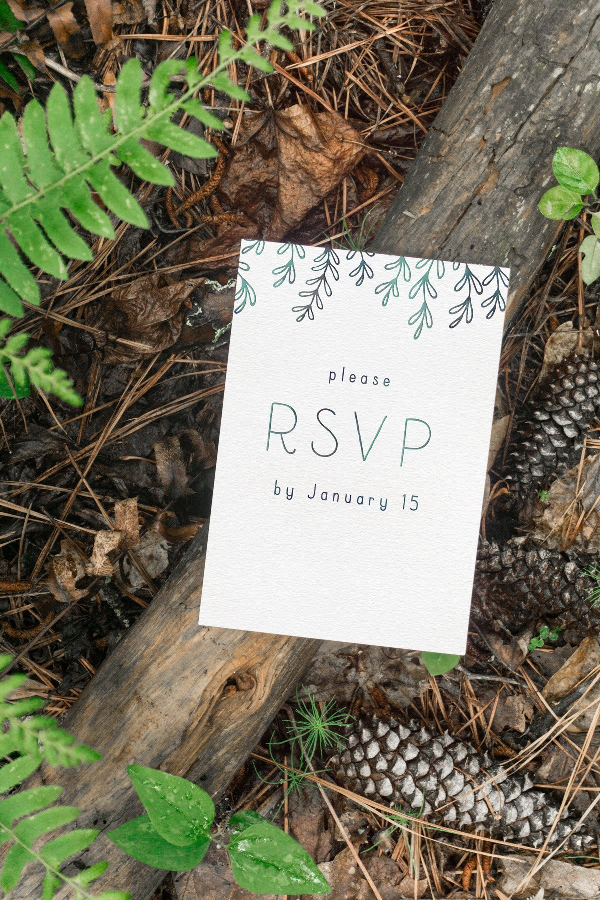 Make your RSVP by date easy to find