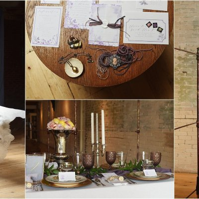 Styled Shoot at the Livery