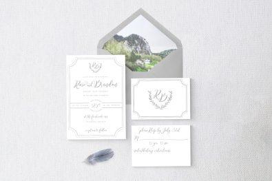 An Austrian themed set for a destination wedding