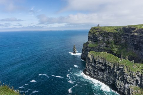 Wild Joy Wanders - Cliffs of Moher 12