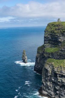 Hike the cliffs of Moher, you won't regret it!