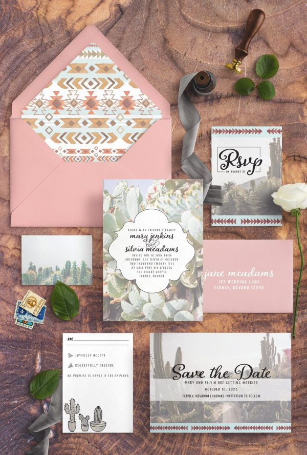 Cacti Suite - suite-004-2-wedding-collection