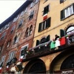 Celebrating Italy's 150th Birthday in Lucca