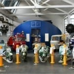 Vespa Museum: A Look into Italy's Engineering History