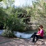 Ruta del agua de Chelva. Presa de Olinches