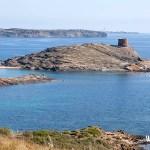 Vistas sobre la Torre de Rambla y el Cap de Favarixt
