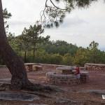 Área recreativa junto a la Ermita