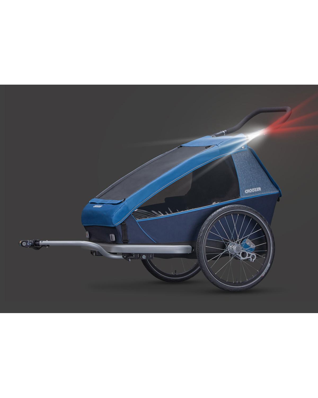 remolque de bicicletas para ni os crozer kid plus 1. Black Bedroom Furniture Sets. Home Design Ideas