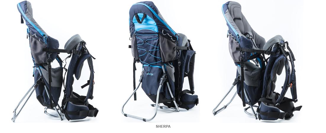 e65459028 Las mejores mochilas portabebés de montaña 2019 - WildKids