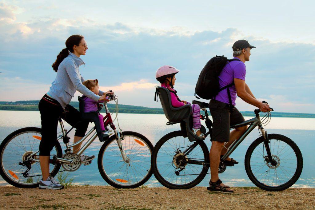 Las mejores sillas de bicicleta para nios  Wildkidses