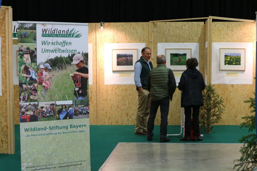 Die Fotoausstellung der Wildland-Stiftung