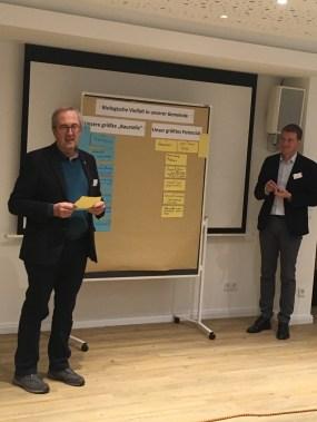 Workshop beim Forum Tännesberg©Wildland-Stiftung Bayern