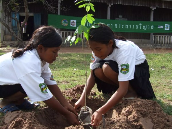 Cambodia Environmental Education
