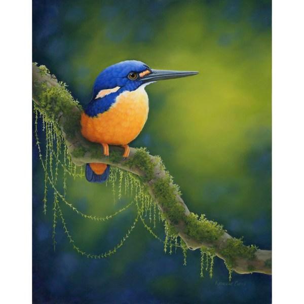 Allure - Azure Kingfisher
