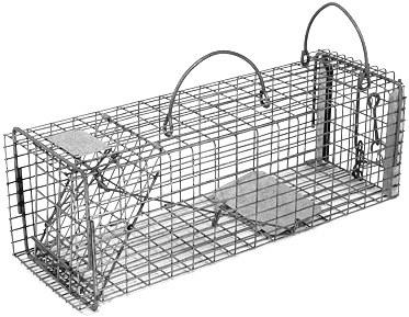 Tomahawk Model 602 Live Trap w/Easy Release Door