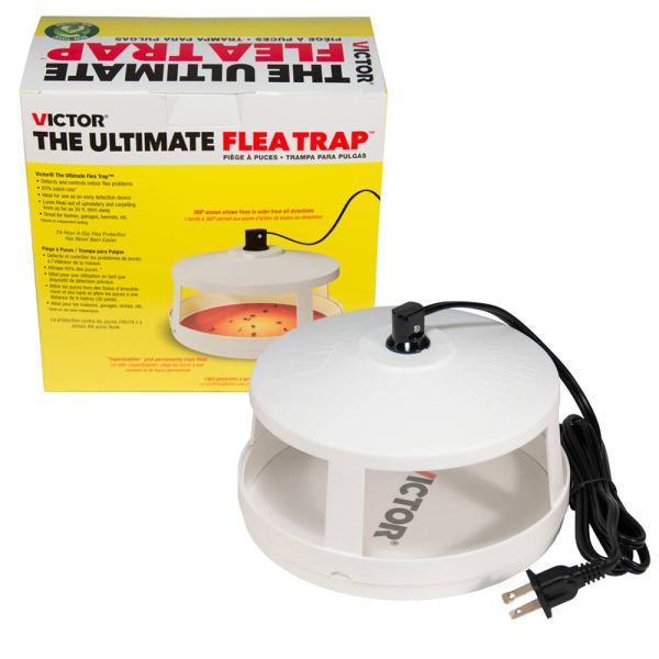 Victor Ultimate Flea Trap Wildlife Control Supplies