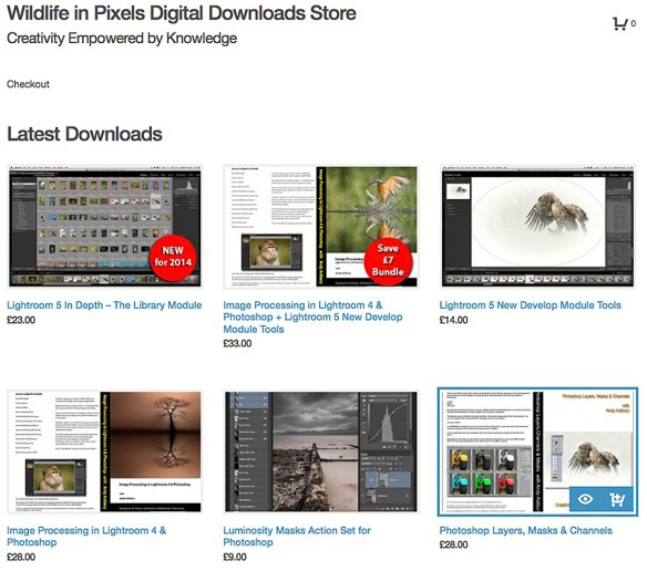 Screen Shot 2014 01 24 at 17.51.47 New Download Store Open