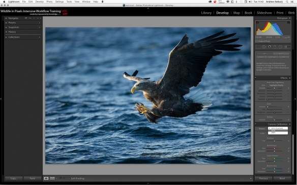 Step1 600x375 Lightroom   Neutralise Hidden Exposure Compensation