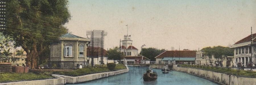Briefkaart uit Nederlandsch-Indië